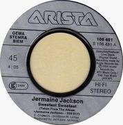 7inch Vinyl Single - Jermaine Jackson - Sweetest Sweetest