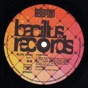 LP - Jeronimo - Time Ride - Original 1st German
