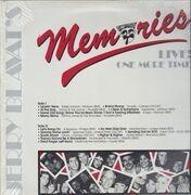 LP - Jerry Blavat - Memories- Live! One More Time - Still Sealed