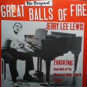 LP - Jerry Lee Lewis - Great Balls Of Fire