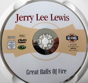 DVD - Jerry Lee Lewis - Great Balls Of Fire