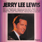 LP - Jerry Lee Lewis - Jerry Lee Lewis