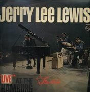 LP - Jerry Lee Lewis - 'Live' At The 'Star-Club' Hamburg - mono