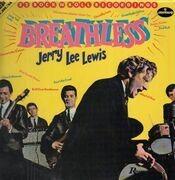 Double LP - Jerry Lee Lewis - Breathless