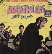 Double LP - Jerry Lee Lewis - Breathless - Gatefold