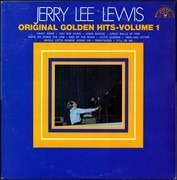 LP - Jerry Lee Lewis - Original Golden Hits - Volume 1