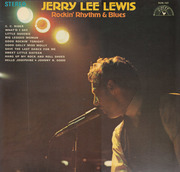 LP - Jerry Lee Lewis - Rockin' Rhythm & Blues