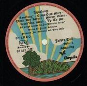 LP - Jethro Tull - Aqualung - Pink Rim Island