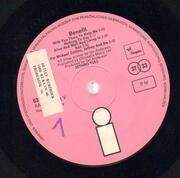 LP - Jethro Tull - Benefit - Pink Island Label
