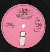LP - Jethro Tull - Benefit - PINK ISLAND i, Poster Missing
