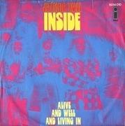 7inch Vinyl Single - Jethro Tull - Inside / Alive And Well And Living In