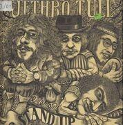 LP - Jethro Tull - Stand Up - Pink Rim Island