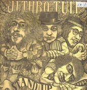 LP - Jethro Tull - Stand Up - Pink Rim Island