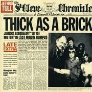 CD - Jethro Tull - Thick As A Brick