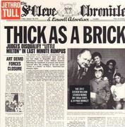 LP - Jethro Tull - Thick As A Brick - 180g + 24 Page Booklet