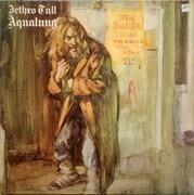 LP - Jethro Tull - Aqualung