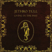 Double LP - Jethro Tull - Living In The Past - Book