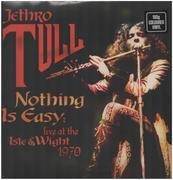 Double LP - Jethro Tull - Nothing Is Easy: Live At The Isle Of Wight 1970 - Coloured Vinyl / 180g