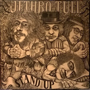 LP - Jethro Tull - Stand Up