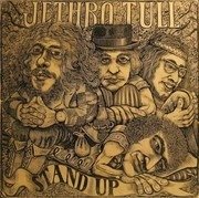 LP - Jethro Tull - Stand Up - gimmick cover