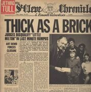 LP - Jethro Tull - Thick As A Brick