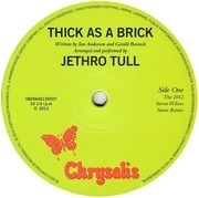LP & MP3 - Jethro Tull - Thick As A Brick