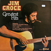 LP - Jim Croce - Greatest Hits