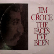 Double LP - Jim Croce - The Faces I've Been - RCA Music Service