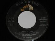 7inch Vinyl Single - Jim Reeves - The Blizzard / Danny Boy