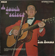 LP - Jim Reeves - A Touch Of Velvet
