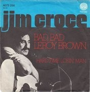7inch Vinyl Single - Jim Croce - Bad, Bad Leroy Brown