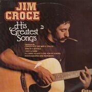 LP - Jim Croce - His Greatest Songs