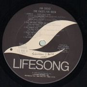 Double LP - Jim Croce - The Faces I've Been