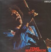 LP - Jimi Hendrix - Amiga-Edition - blue labels