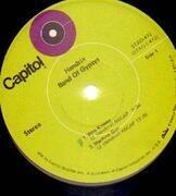 LP - Jimi Hendrix - Band Of Gypsys - ORIGINAL US GREEN CAPITOL