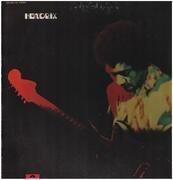 LP - Jimi Hendrix - Band Of Gypsys - Japan