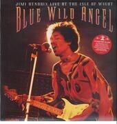 LP-Box - Jimi Hendrix - Blue Wild Angel - Trifold + booklet