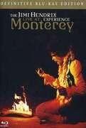 DVD - Jimi Hendrix - Live At Monterey