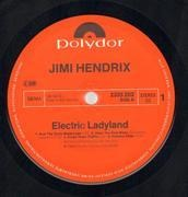 Double LP - Jimi Hendrix Experience - Electric Ladyland - Auto-Coupled