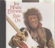 CD - Jimi Hendrix Experience - Radio One
