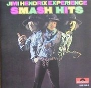 CD - Jimi Hendrix Experience - Smash hits