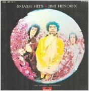 LP - Jimi Hendrix Experience - Smash Hits - Original Japanese Unique Cover