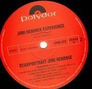 LP-Box - Jimi Hendrix Experience - Starportrait Jimi Hendrix