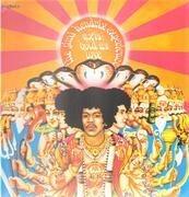 LP - The Jimi Hendrix Experience - Axis: Bold As Love - Mono
