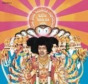 LP - Jimi Hendrix Experience - Axis: Bold As Love - Mono - 200 Gram