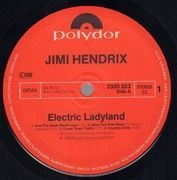 Double LP - Jimi Hendrix Experience - Electric Ladyland - NUDE COVER