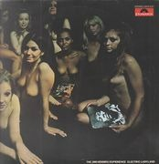 Double LP - Jimi Hendrix Experience - Electric Ladyland