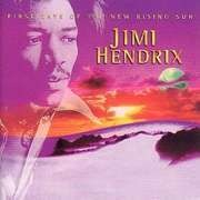 CD - Jimi Hendrix - First Rays Of The New Rising Sun