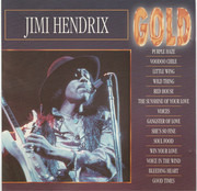 CD - Jimi Hendrix - Gold