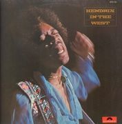 LP - Jimi Hendrix - Hendrix In The West - Original